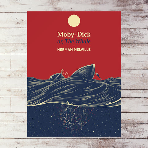 Moby Dick; or The Whale