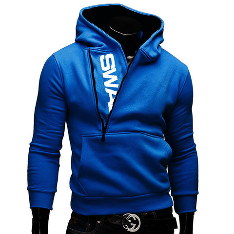 Fashion Men Jacket Casual Long Sleeve