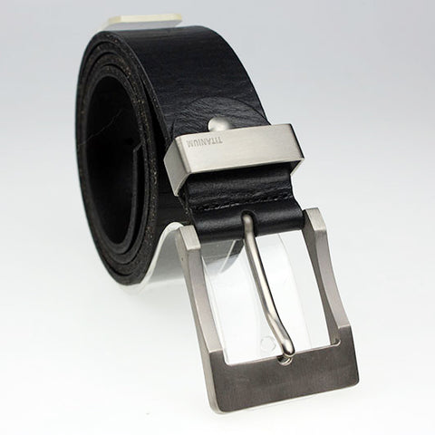 genuine leather male cowhide belt