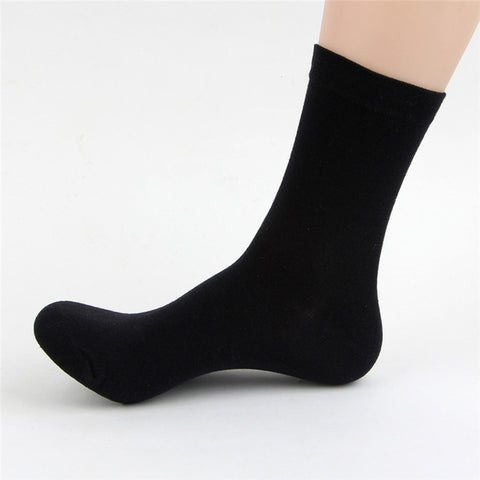 High Quality Men's Business Cotton Socks