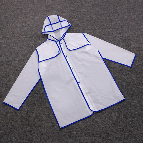 Plastic Girls Raincoat