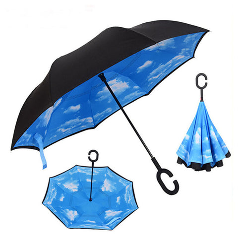 C-Hook Reverse umbrella