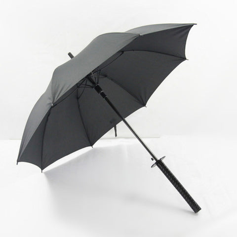 Ninja-like Samurai Sword  Umbrella