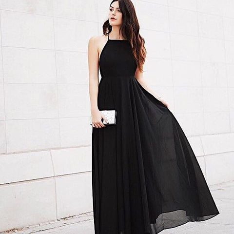 Long Vintage winter Dress