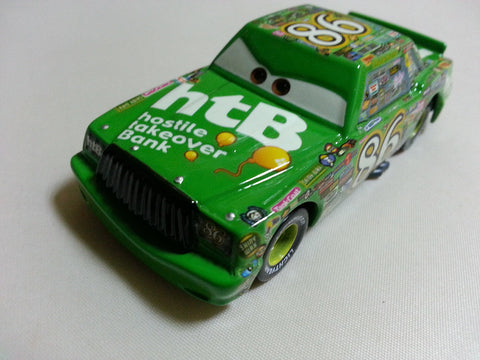Chick Hicks Toy Car
