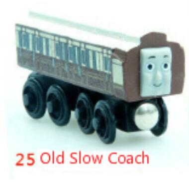 New Wooden Trains