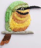 Image of Birds Patch Embroidery Iron For Clothes