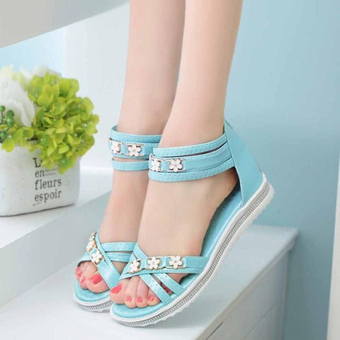 Summer Leisure Lady Sandals