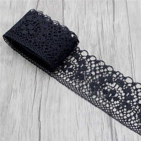 Lace Ribbon DIY Embroidered Net