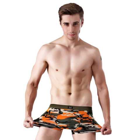 Underwear Modal Men's Flat Pants