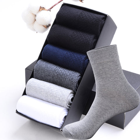 High Quality Casual Men's Business Socks
