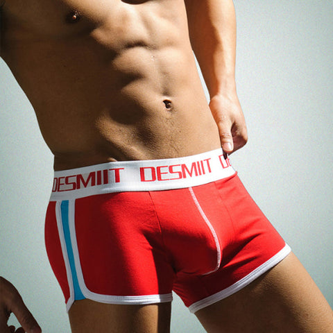 Mens Modal Cotton Underpants Boxers