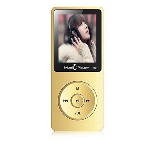 Ultrathin MP3 Player with Speaker