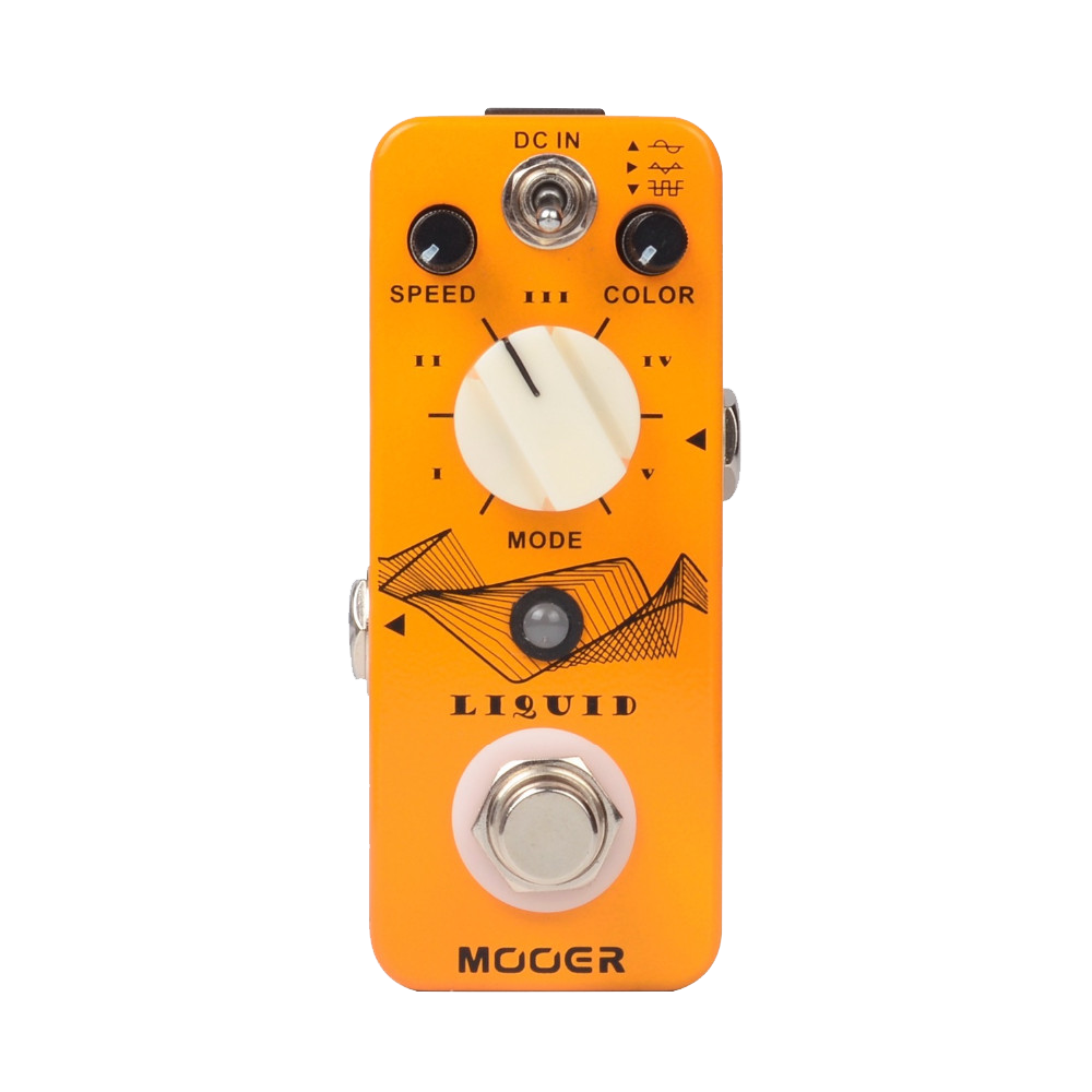MOOER  Liquid Phaser