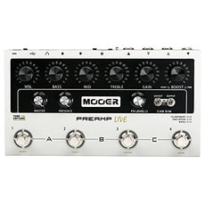 Mooer Digital Preamp Live