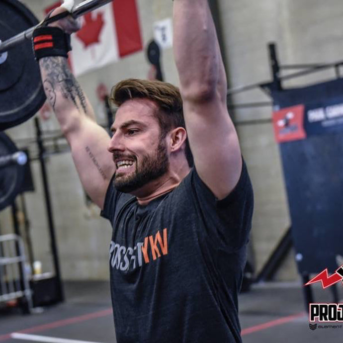 How CrossFit Changed my Life: Interview with Luiz Oliveira