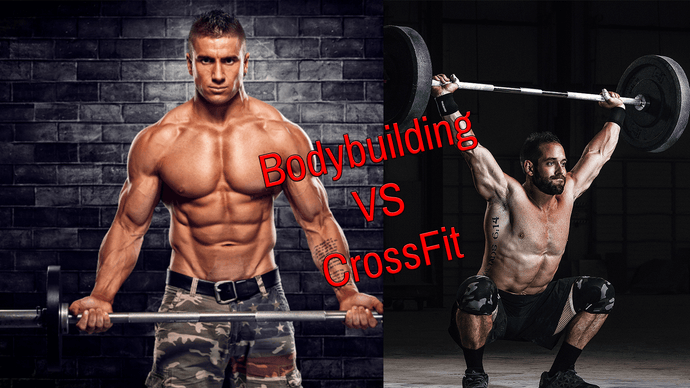 5 reasons I switched from Bodybuilding to CrossFit