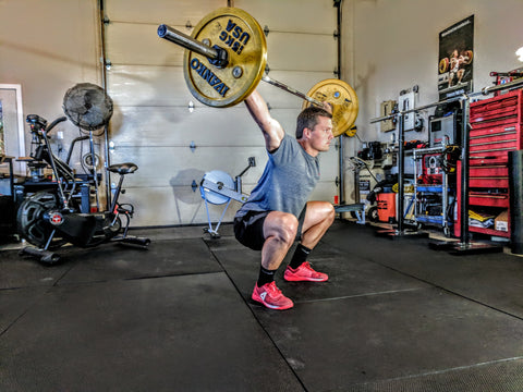 Must haves for your home based crossfit gym u vitalhouse