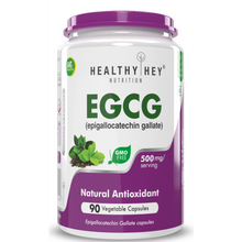 EGCG from Green Tea Extract - 500mg EGCG - Antioxidant Support - 90 Veg. Capsules