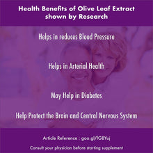 Olive Leaf Extract | Super Strength: 10% Oleuropein - 500mg - 120 Vegetarian Capsules