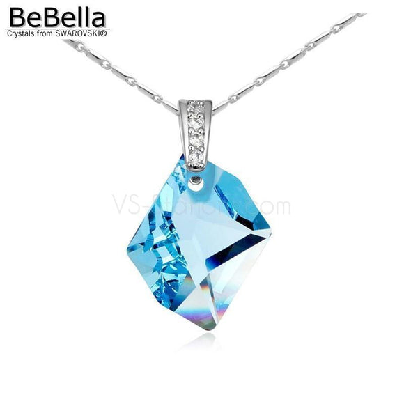 New design Fashion pendant necklace Made with Austrian crystals from Swarovski for women gift - VS STATIONS