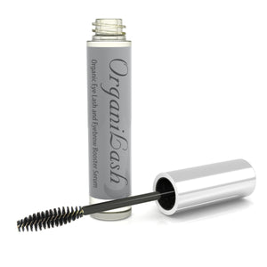 OrganiLash Eyelash and Eyebrow Growth Booster Thickening Serum UK Made With Natural Ingredients 10ml