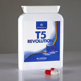 T5 Fat Burners for Men and Women - T5s Slimming Pills Max Strength Weight Loss Diet Tablets - 60 Capsules - Money Back Guarantee: T5 Revolution