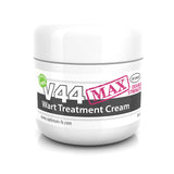 V44 MAX Wart Treatment Cream Double Strength - Paraben and Cruelty FREE - 50 grams