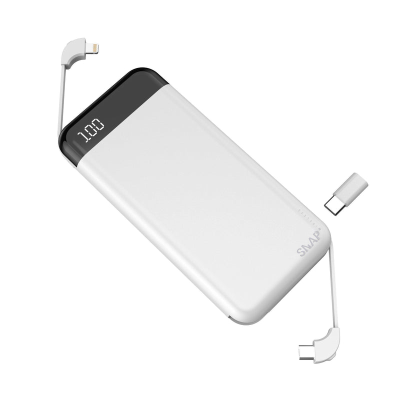PowerPack - 10,000mAh Wireless Power Bank - SnapWireless
