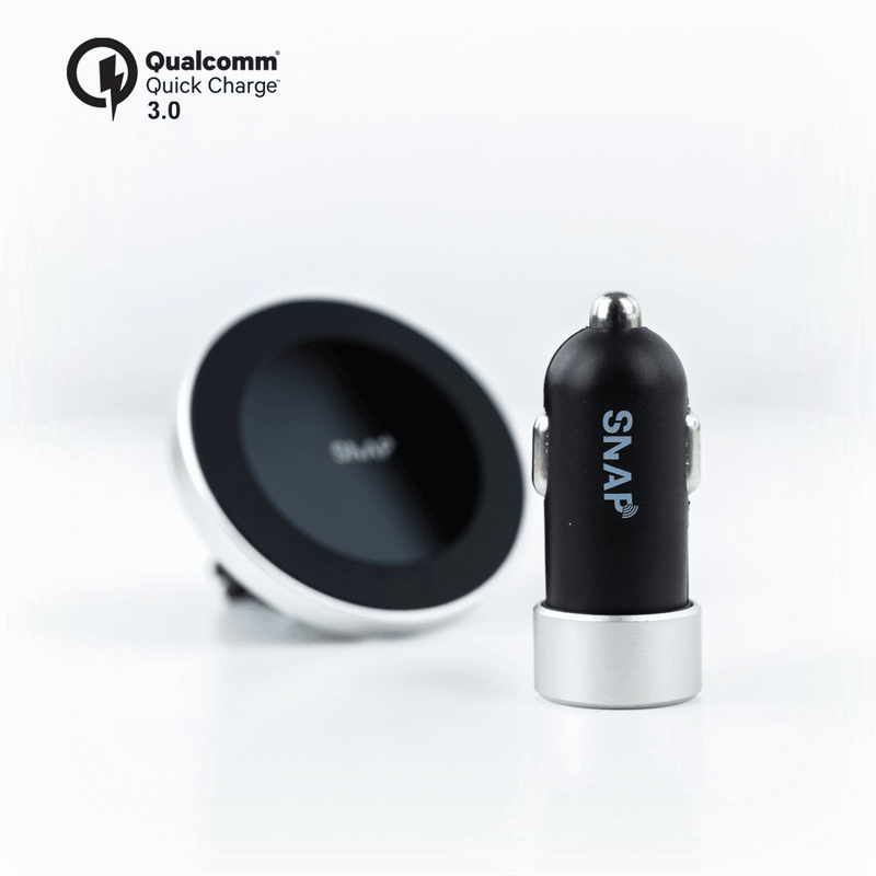 10W SnapMount - Fast Wireless Car Charger - SnapWireless