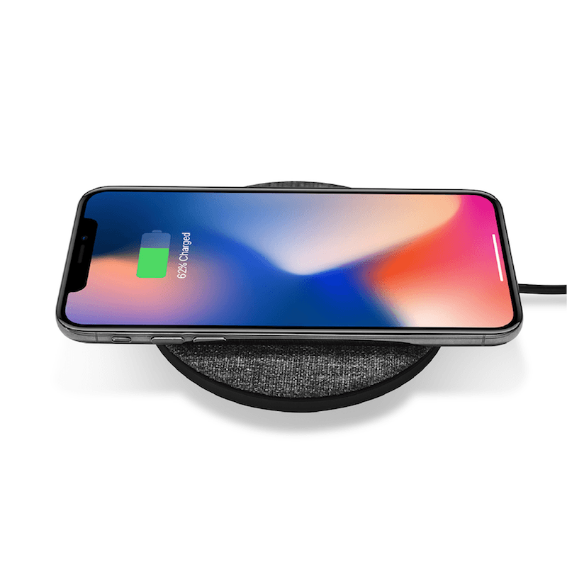 ChargeMat - 10W Fast Wireless Charger - SnapWireless
