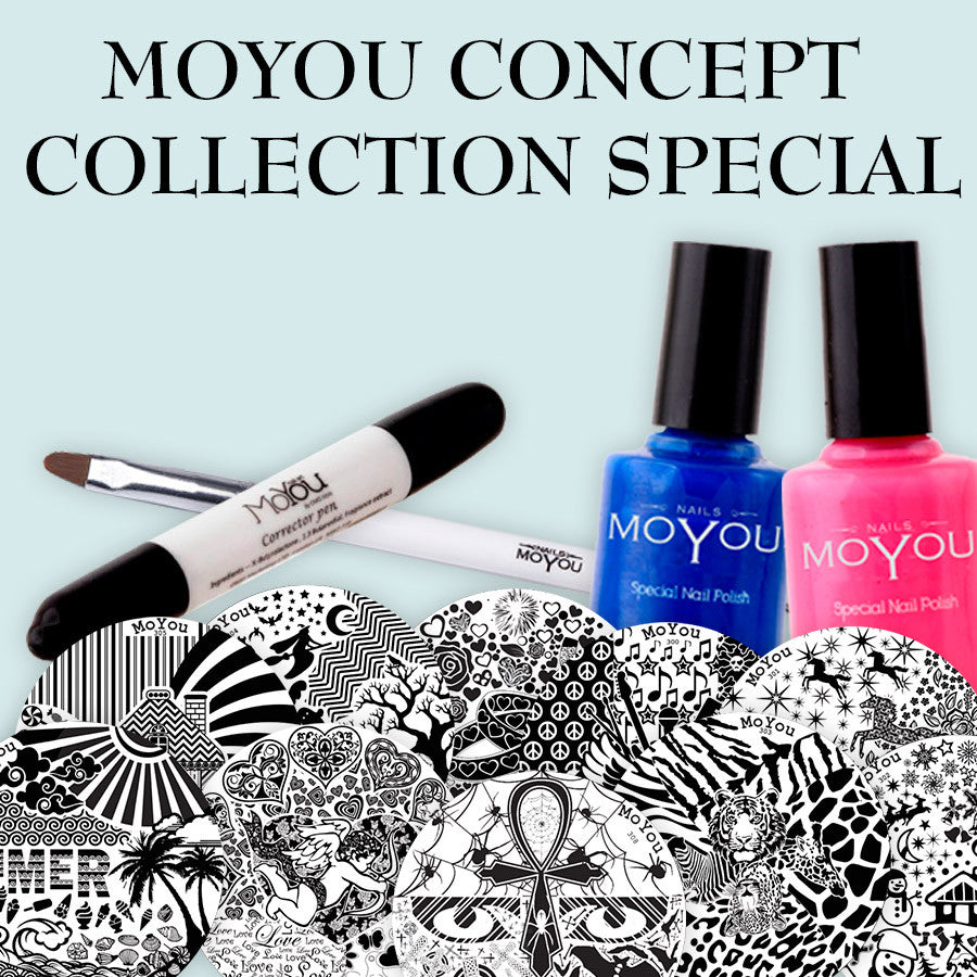 Moyou Nails Concept Collection Special