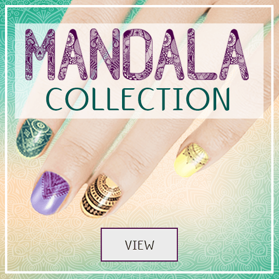 Mandala Collection - MoYou Nail Fashion
