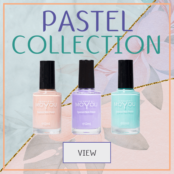 Pastel Bundle by MoYou Nail Fashion