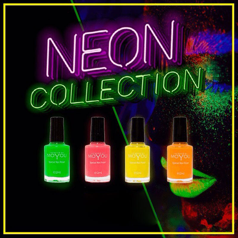 Moyou Neon Collection