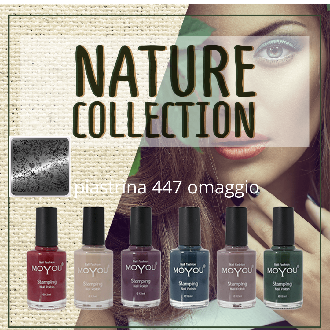 Nature Collection + plate 447 omaggio