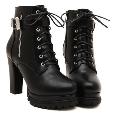 CHIC NYC Waterproof Boots