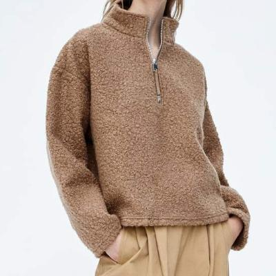 CHIC NYC Textured Sweatshirt