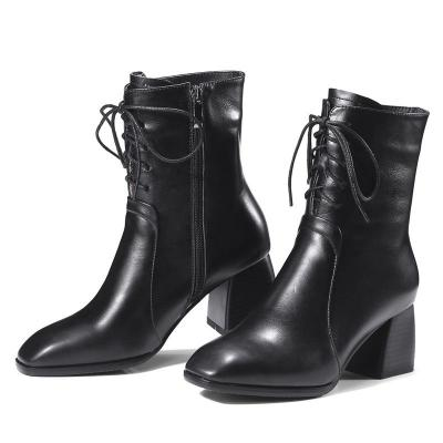 CHIC NYC Side Zipper Boots