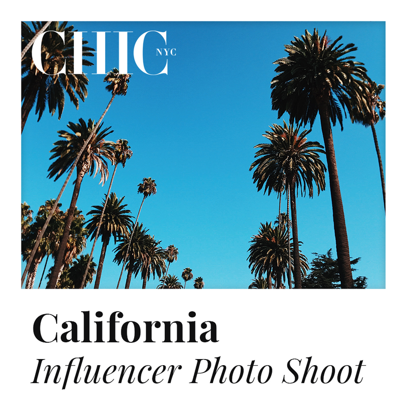 CALIFORNIA - Enter to Win a Photo Shoot in California w/ other Content Creators - LABELED TEE INCLUDED