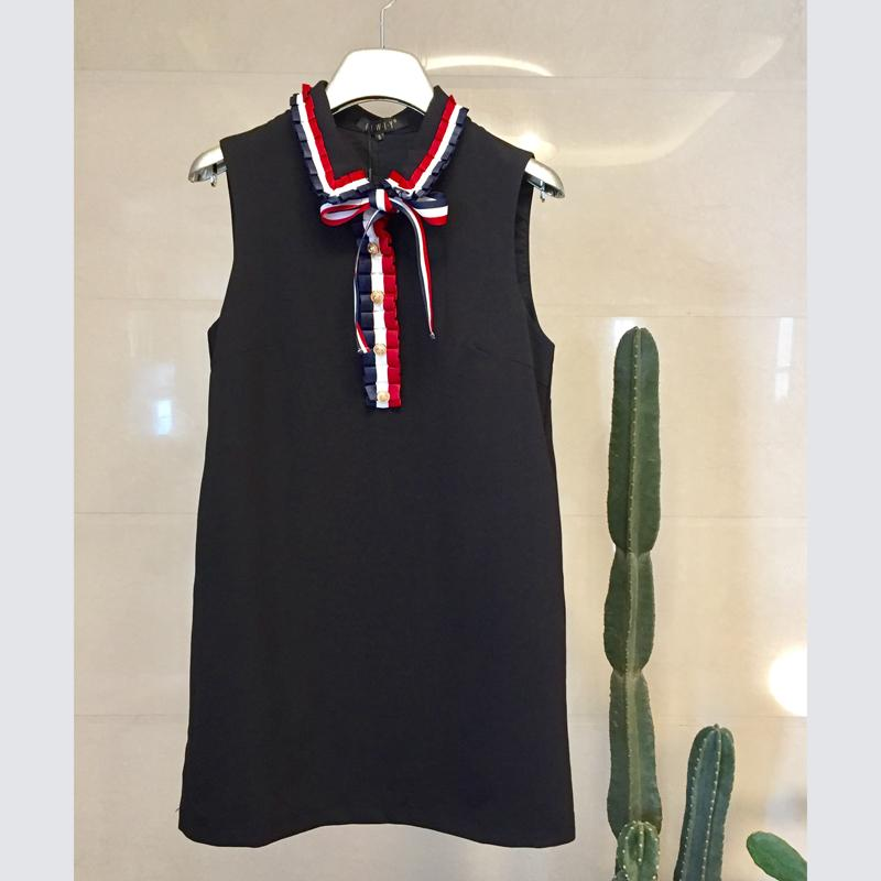Not so Basic Tennis Dress Black - Under $49 with the discount code MINE