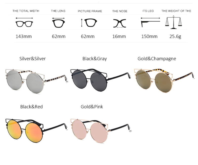 Big Bugbies CHIC Eye Wear - 5 Color Options