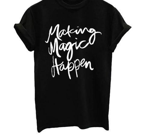 Make Magic Happen For A Cause - Black, White or Gray