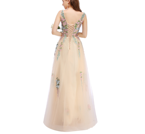 A Perfect Spring Day Gown - Sizes 4 through 16