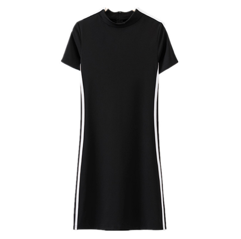 Brooklyn Turtle Neck Dress