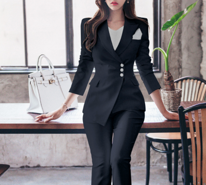 NYC Street Suit - Buy Separate or as a set - White, Black or Pin Stripe