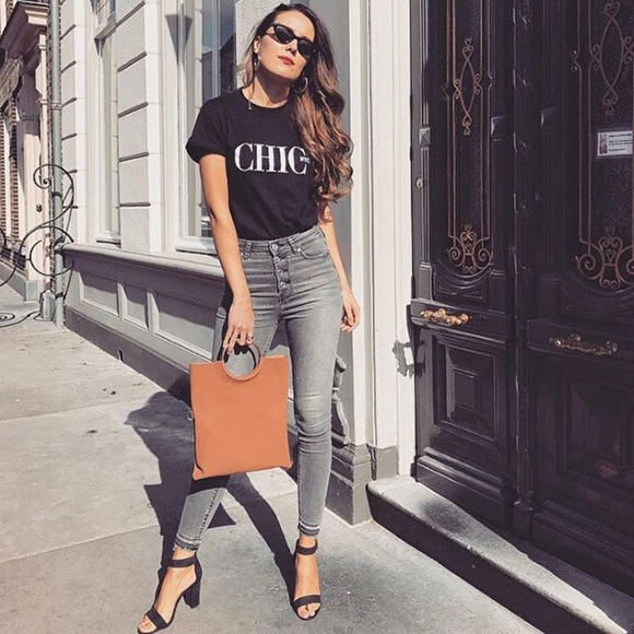 CHIC NYC Tee Shirt - Buy for a chance to WIN FASHION SHOW TICKETS
