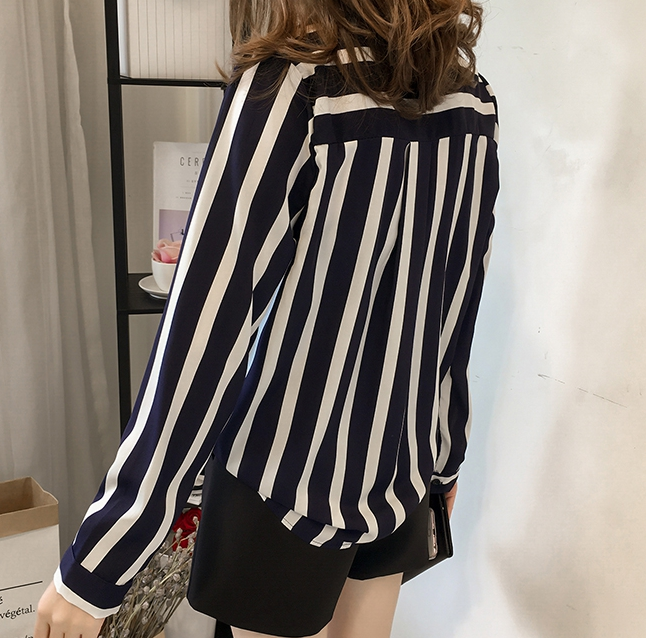 CHIC NYC Long Sleeved Chiffon T-Shirt