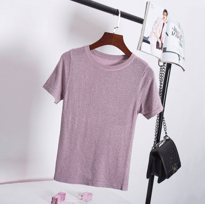 CHIC NYC Women Basic T-Shirts / Colour Options