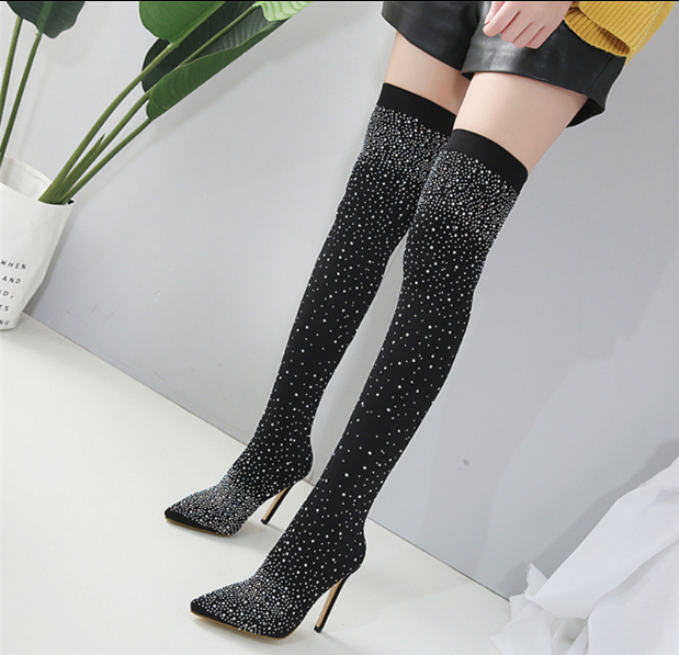 CHIC NYC High Heel Women's Boots